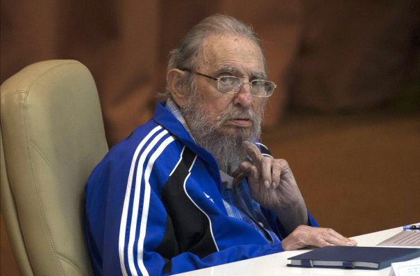 Former Cuban Leader & Revolutionary Fidel Castro, Dead At 90