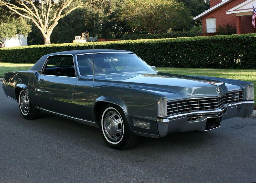 Cadillac : Eldorado COUPE - TWO OWNER - 67K MILES | Cadillac ...