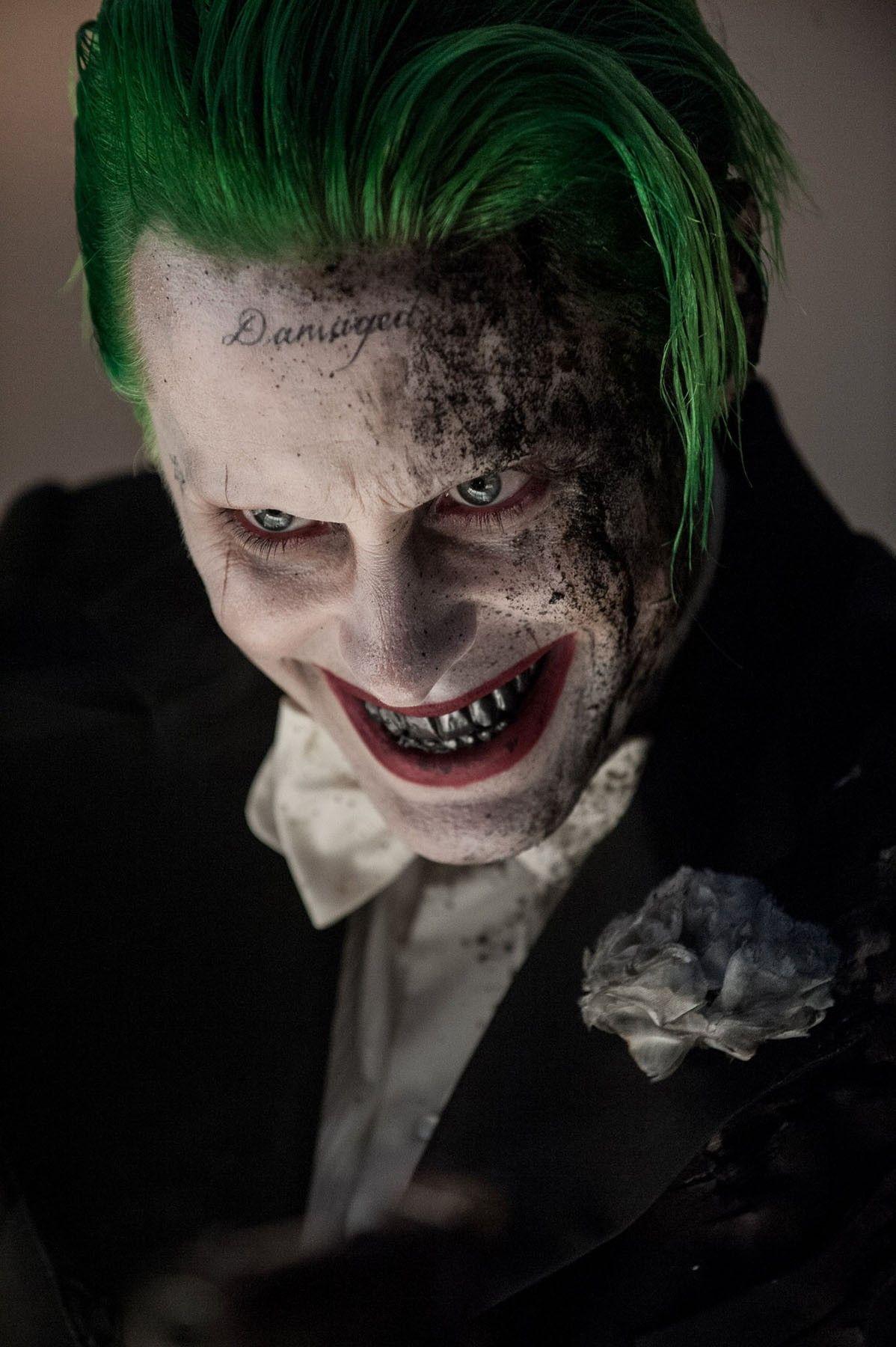 Joker Art Image By Anthony Deleon Joker Tumblr Leto Joker