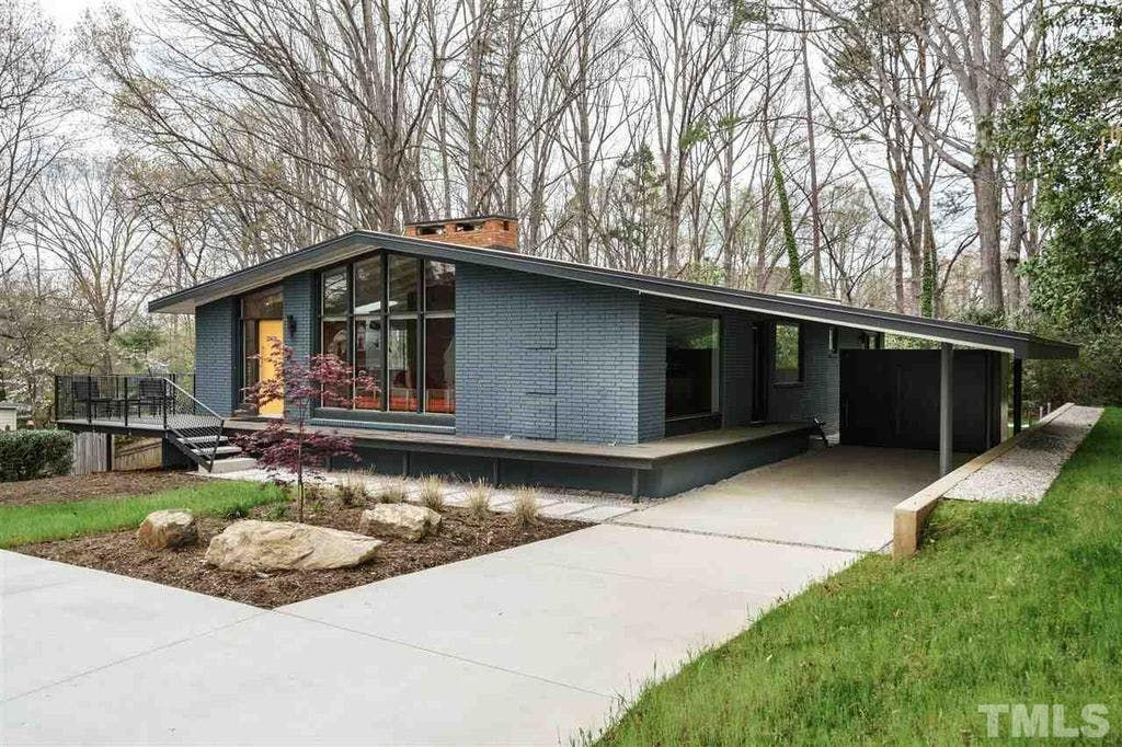 Which Costs More Mid Century Ranch Vs Bauhaus Fixer Upper Mid Century Ranch Mid Century And