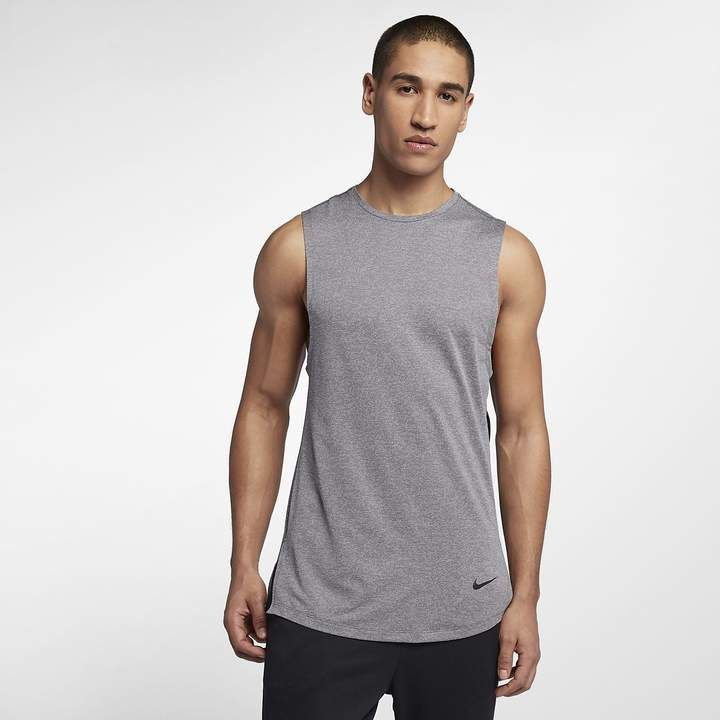 c680fa98 Nike Fitted Utility Men's Training Tank | Products | Nike dri fit ...