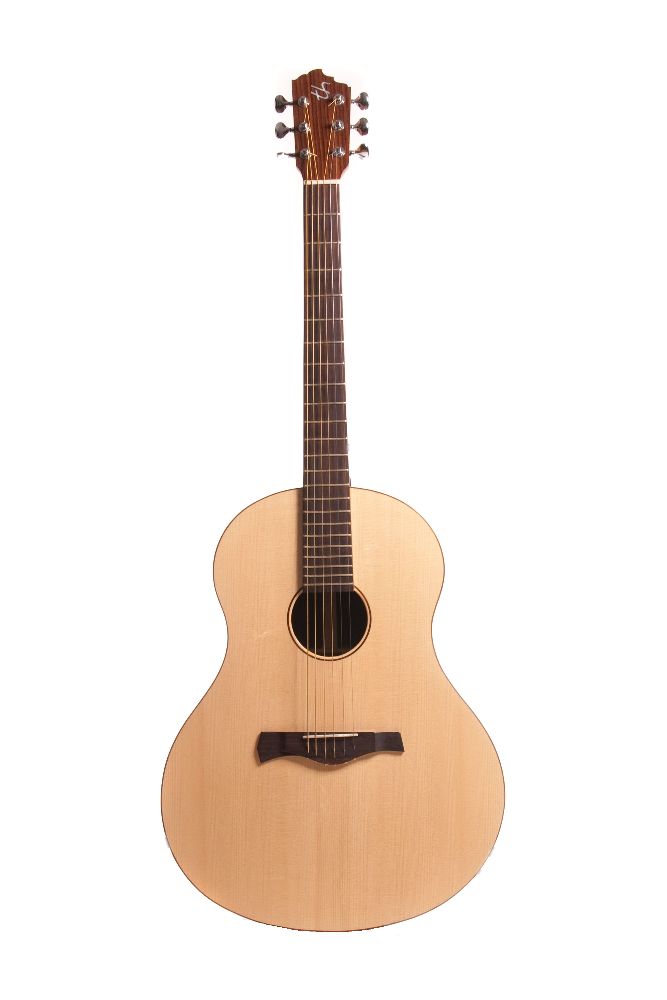 Handley Guitars FStandard, Euro Spruce, Indian Back and