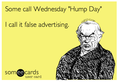 #humpday, #wednesday