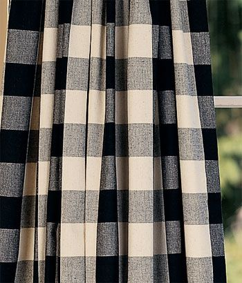 Buffalo Check Fabric From Country Curtains 20 50 Yd