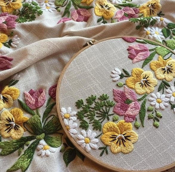 Pin By Saba On Work Wala Design Pinterest Embroidery Hand