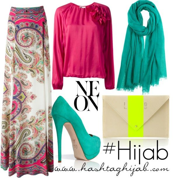 Hashtag Hijab Outfit #156