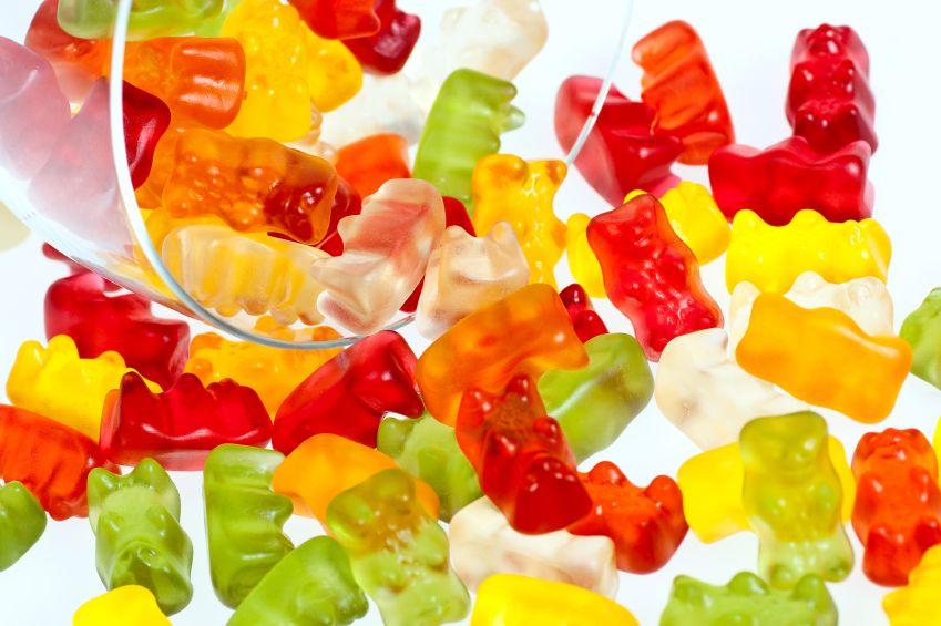 #Jelly babies self-made #gelatine #GME #desserts ©GME