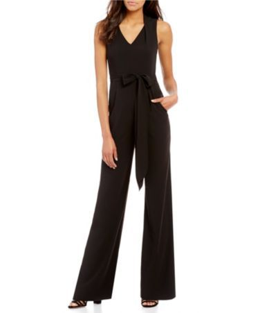 Shop for Antonio Melani Jason V-Neck Sleeveless Crepe Jumpsuit at  Dillards.com. Visit Dillards.com to find clothing 6b27d4341