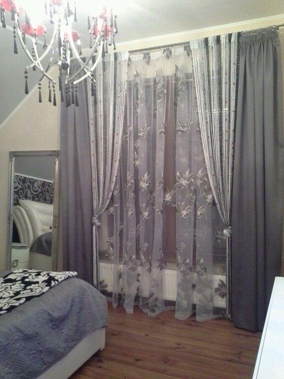 pin von christine gilbert auf curtains and windows. Black Bedroom Furniture Sets. Home Design Ideas
