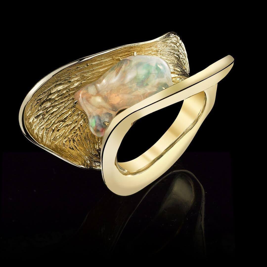The Real Gemology Of Ethiopian Opals In Uncut Gems Hubert Jewelry Fine Diamonds And Gemstones In 2020 Ethiopian Opal Fine Jewelry Jewelry
