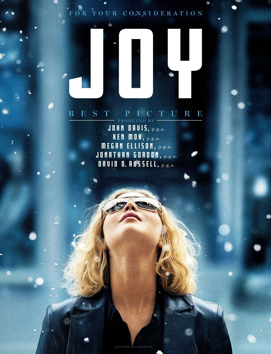 Joy 2015 Pg 13 2h 4min Biography Comedy Drama 25 December 2015 Usa Joy Is The Story Of The Title Character Joy Movie Movie Posters Drama Movies