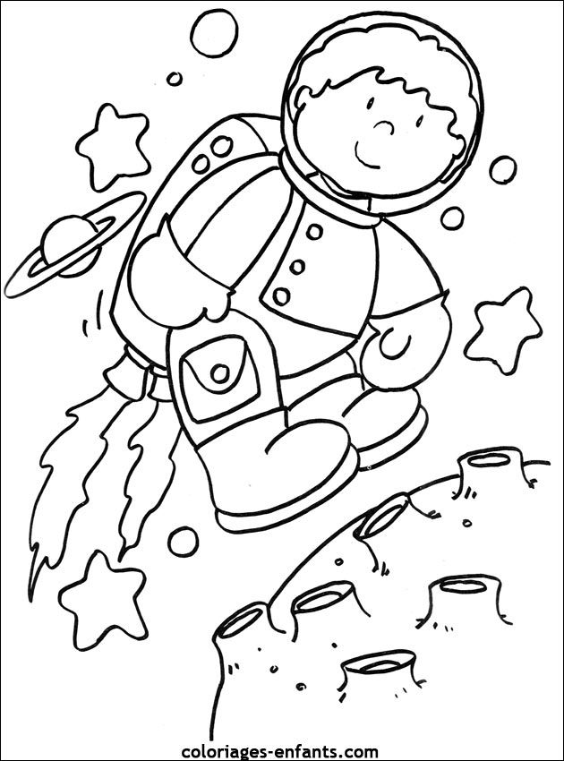 Les Coloriages De Fusees A Imprimer Sur Coloriages Enfants Com Coloriage Coloriage Espace Pages De Coloriage Disney