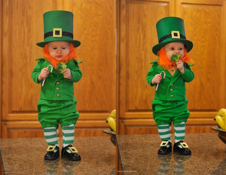 These photos of a real life baby leprechaun will make everyone pin for later these photos of a real life baby leprechaun will make everyone solutioingenieria Choice Image
