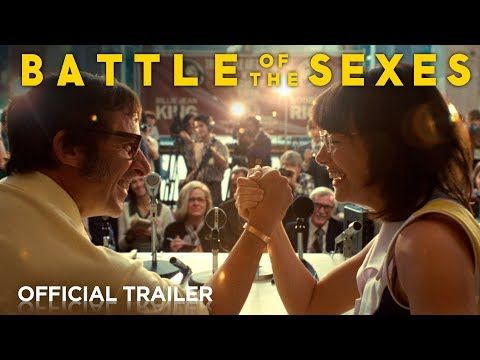 Battle Of The Sexes 2017 Trailer 2 Emma Stone