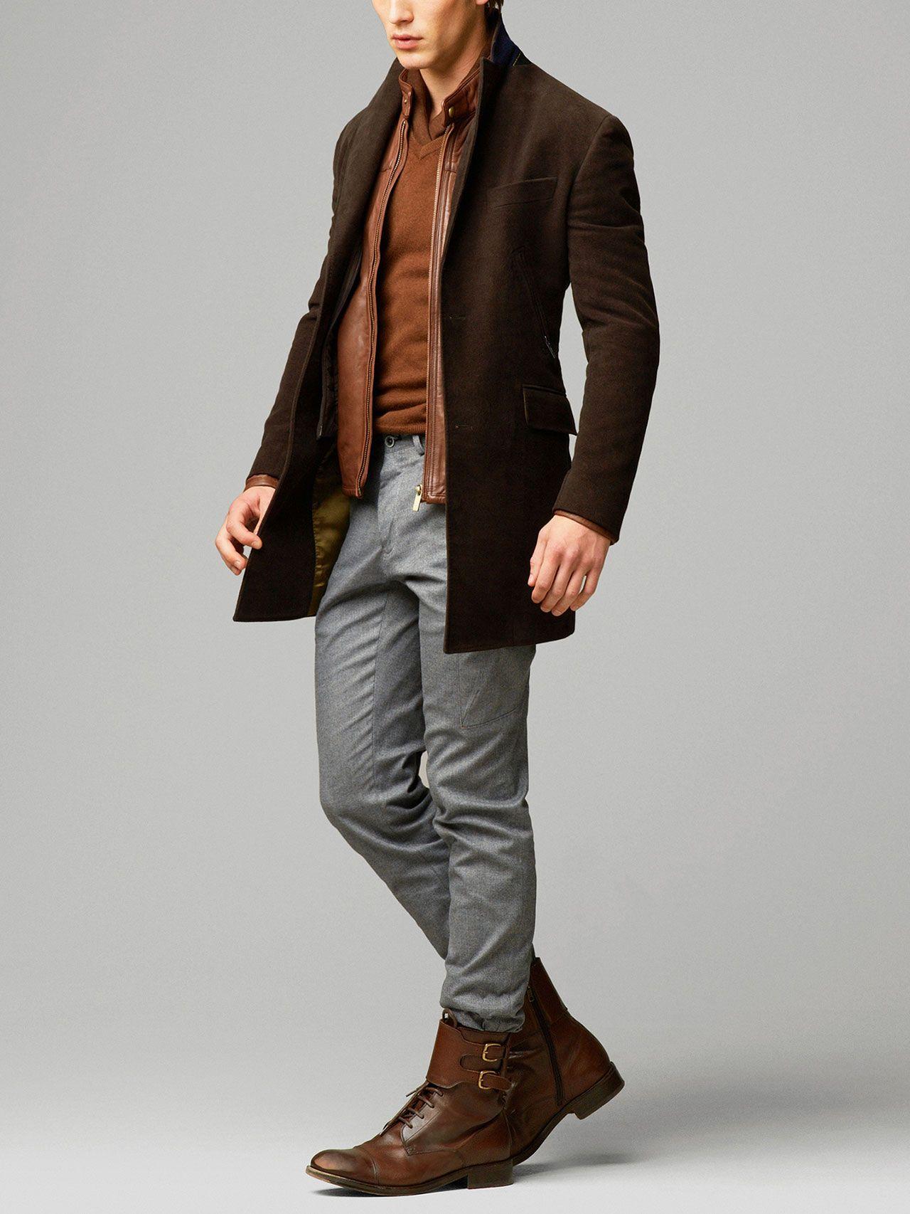 Velveteen coat massimo dutti for him pinterest