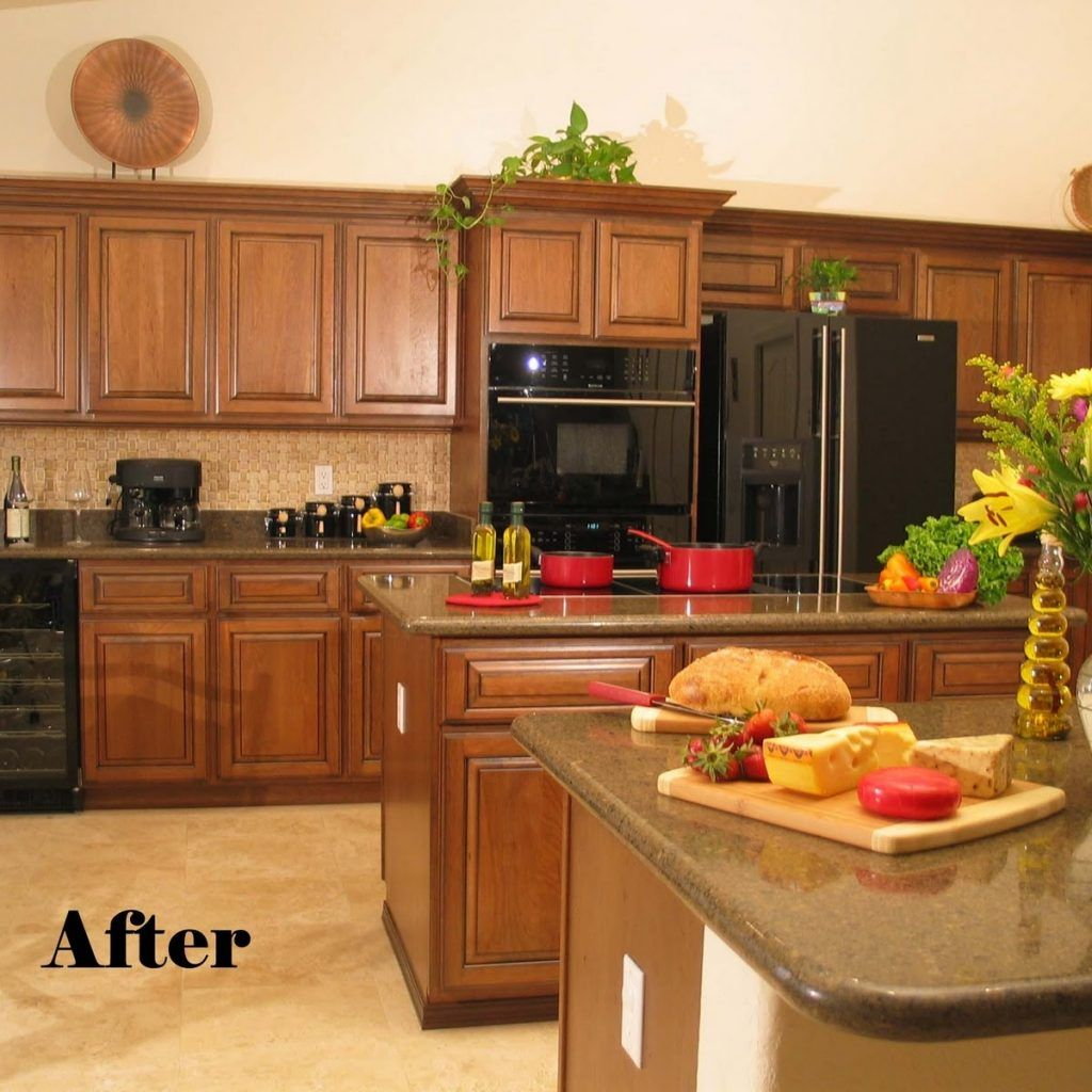 Refacing kitchen cabinets options kitchen cabinets pinterest