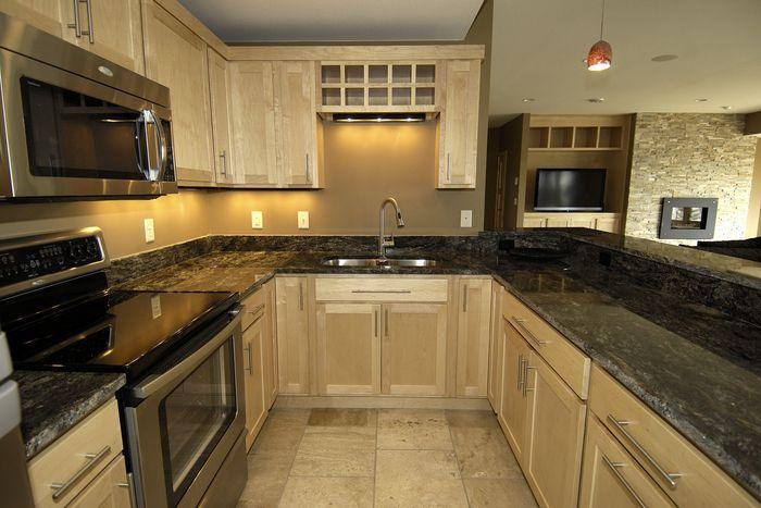 Cosmos White Kitchen Makeover Green Granite Countertops Antique White Kitchen