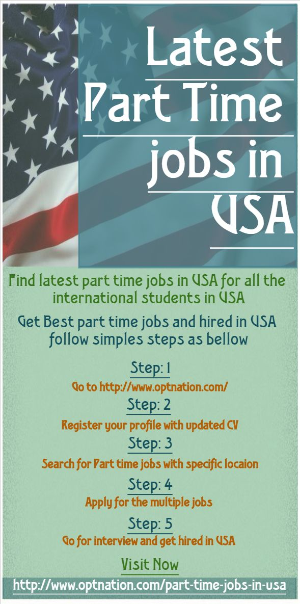 How To Get Job In Usa For International Students