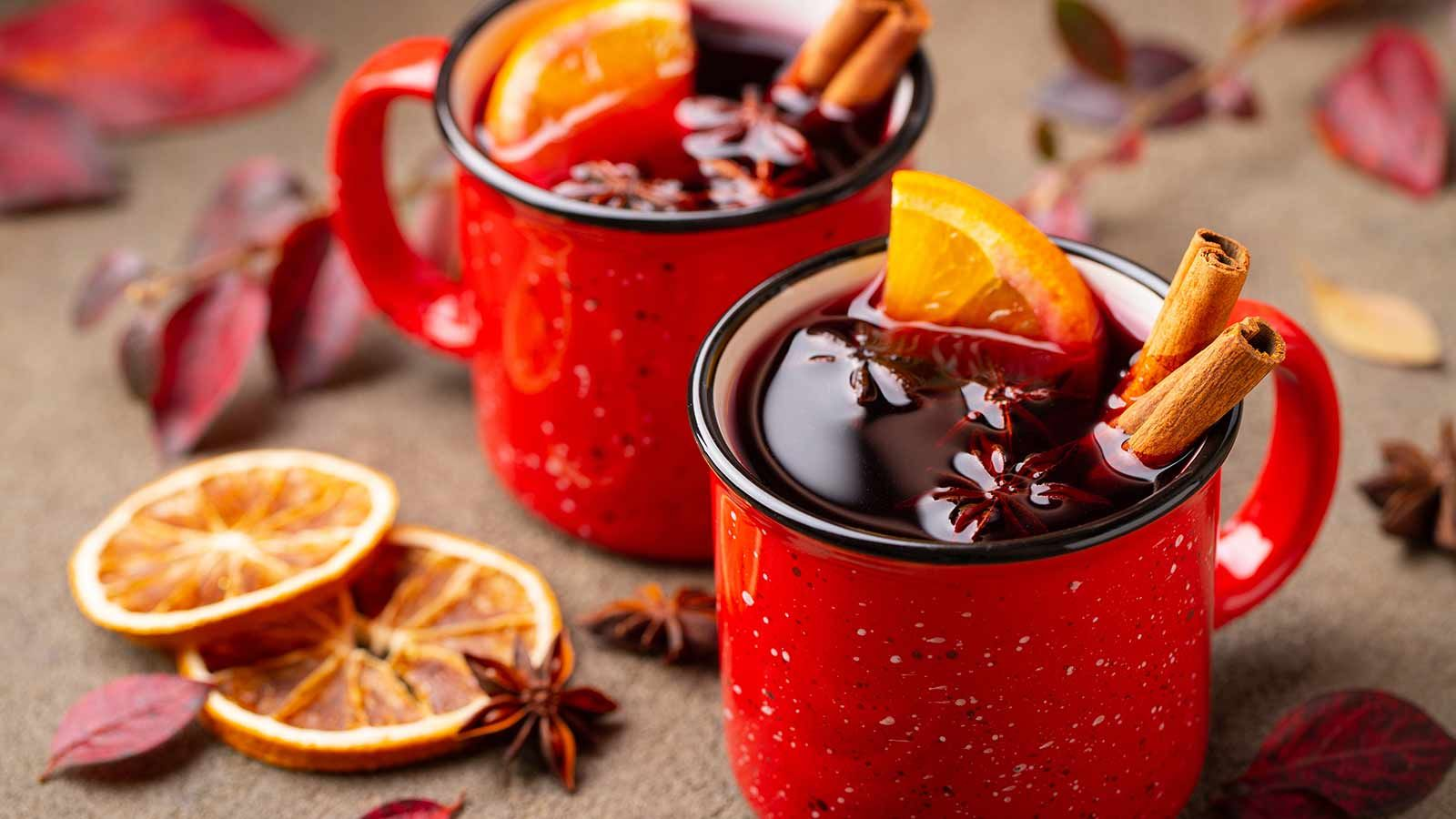 6 Mulled Wine Recipes For Cozy Autumn Nights Mulled Wine Recipe Wine Recipes Mulled Wine