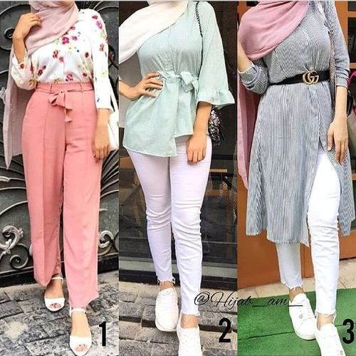 9c410b946d05 Light and comfy hijab summer wear – Just Trendy Girls | Hijab in ...