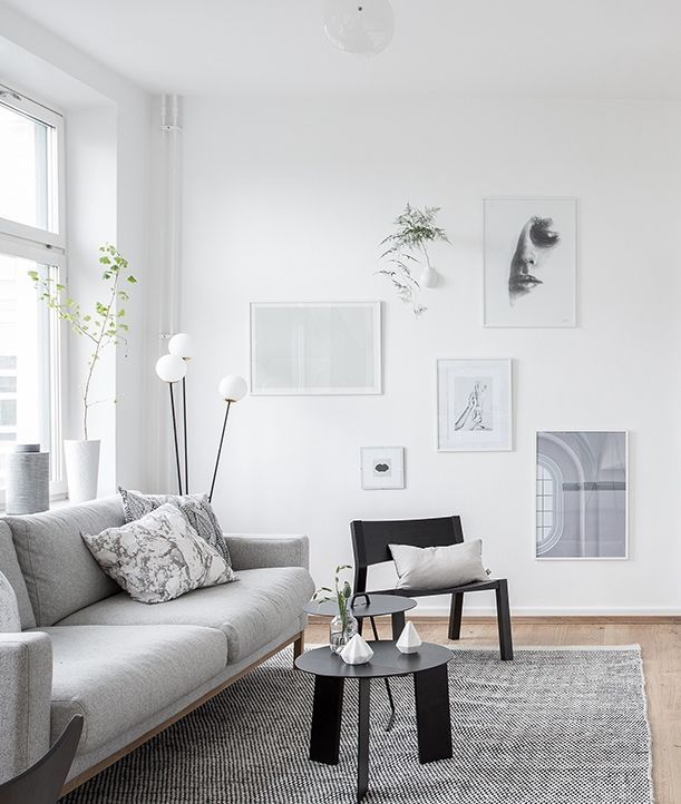 Cozy home with nooks - via http://cocolapinedesign.com