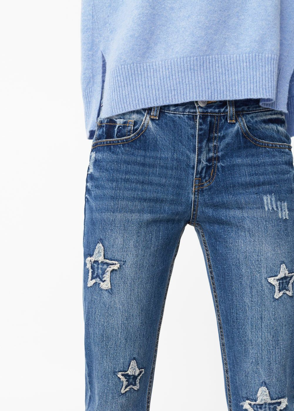 Estrella Straight Cropped Jeans Women Straight Crop Jeans