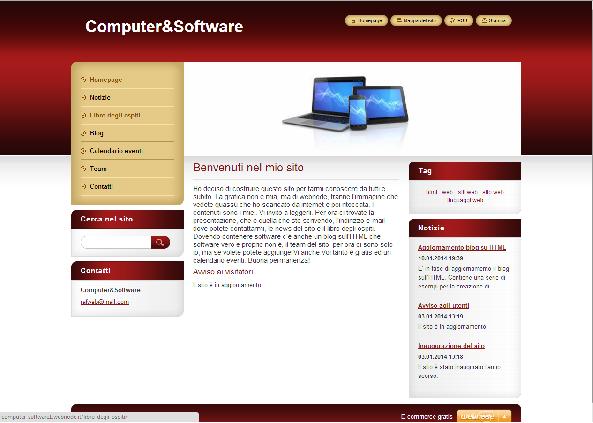 il mio sito computer&software