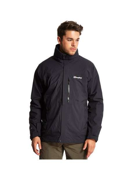 BERGHAUS Men's Arisdale 3 in 1 GORE-TEX® Jacket   Blacks