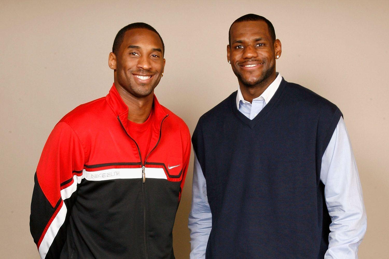 LeBron James Shares CloseUp of His Kobe Bryant Tribute
