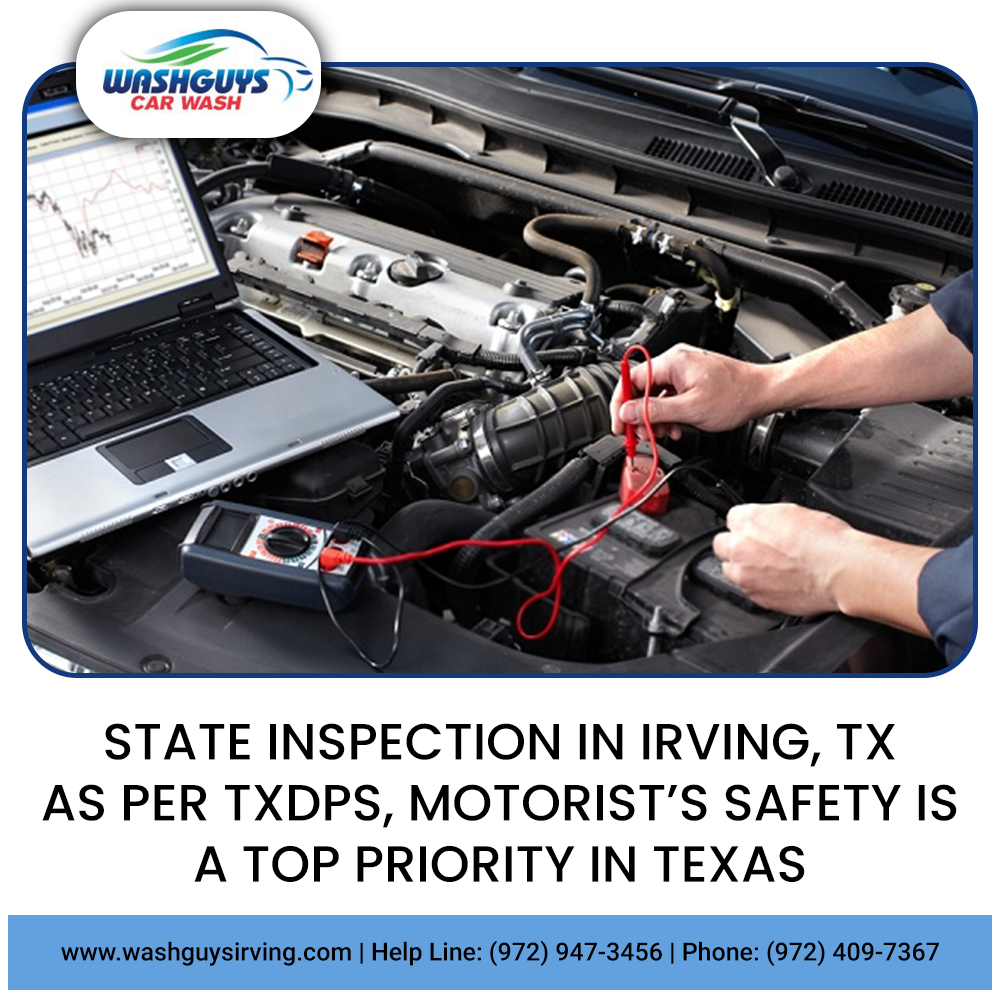State Inspection In Irving Tx Car Repair Service Repair And Maintenance Mobile Mechanic