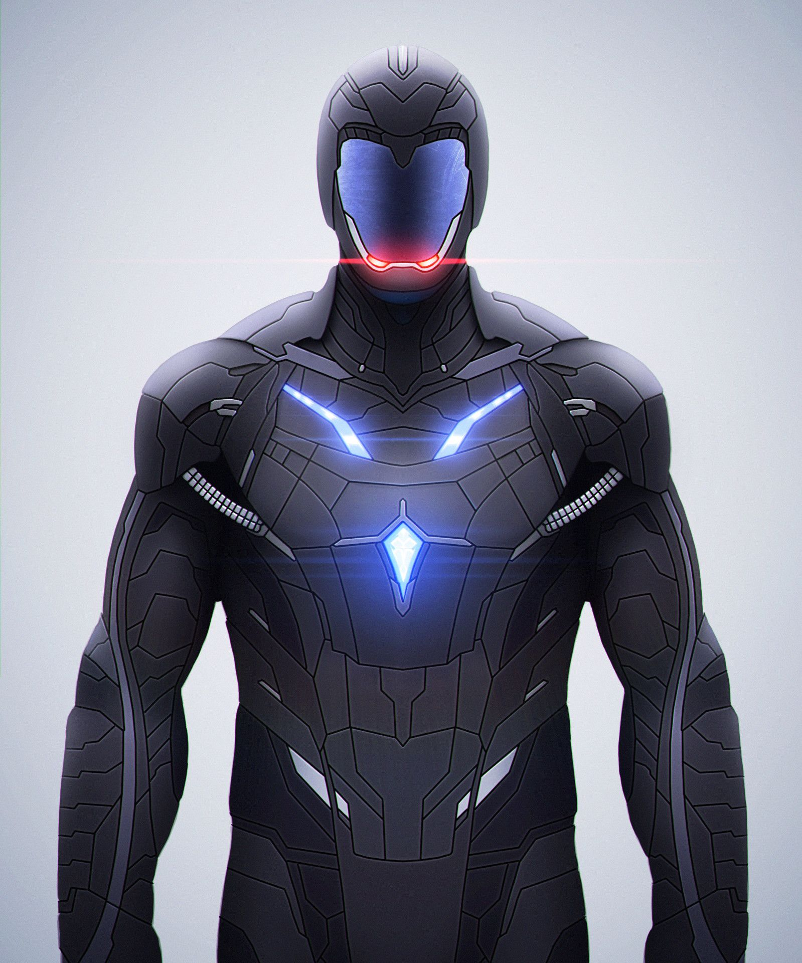 Artstation Sci Fi Suits Sar And Ssl 26 Sany Lebedev Suit Of Armor Armor Concept Superhero Suits