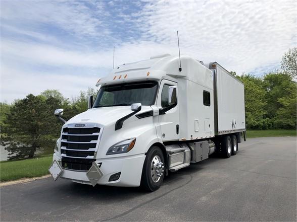 2019 Freightliner Cascadia 116 Expeditor Truck 590361 Oh Trucks Freightliner Trucks For Sale