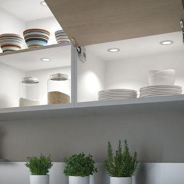 Domus Linen Smally Led-valaisin uudella SMD LED -teknologialla, joka tuottaa pisteettömän, laajan ja yhtenäisen valokeilan pienemmällä sähkönkulutuksella. #domusline #smally #led #valaistus #valo #light #lamppu #home #koti #decoration #sisustus #yritysmyynti #seinajoki