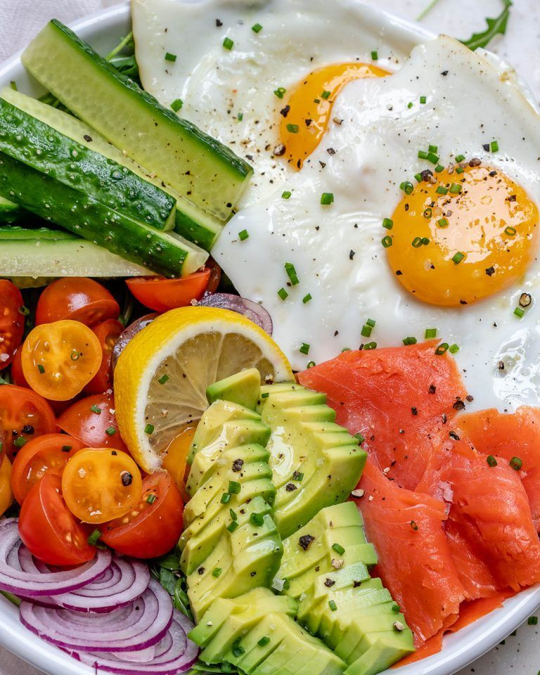 Smoked Salmon Breakfast Bowls for Clean Eating! -  Smoked Salmon Breakfast Bowls for Clean Eating! | Clean Food Crush  - #bowls #breakfast #clean #cleaneatingbreakfast #cleaneatingforbeginners #cleaneatinggrocerylist #cleaneatingmealplan #cleaneatingrecipes #cleaneatingrecipesforbeginners #cleaneatingrecipesfordinner #cleaneatingsnacks #eating #salmon #smoked