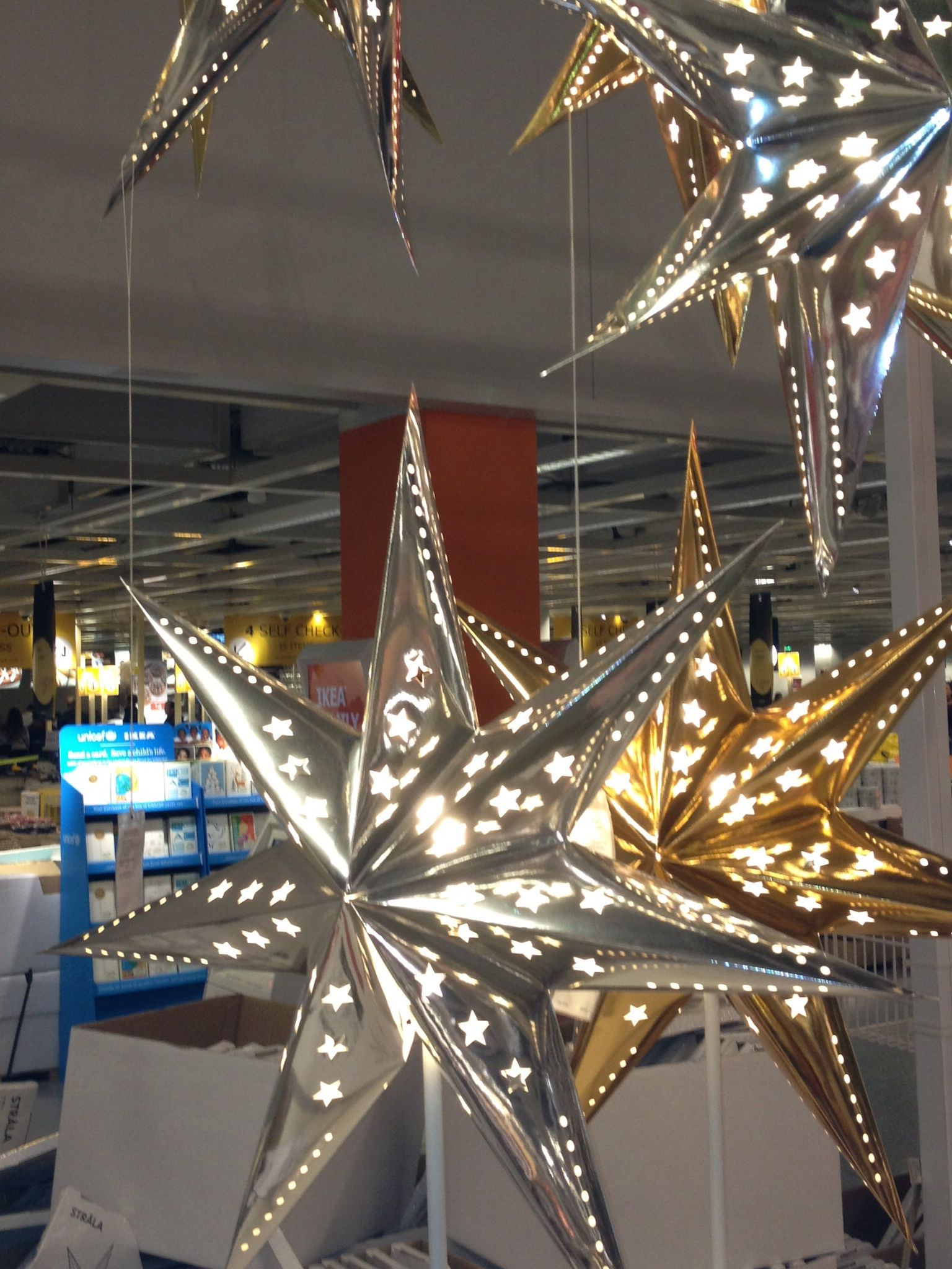 Ikea stars Home styles, Christmas decorations, Ikea