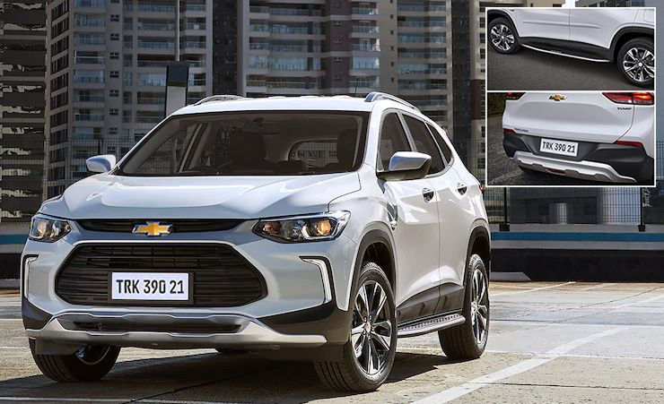 Lanzamiento Chevrolet Tracker Pack 2021 En 2020 Tracker