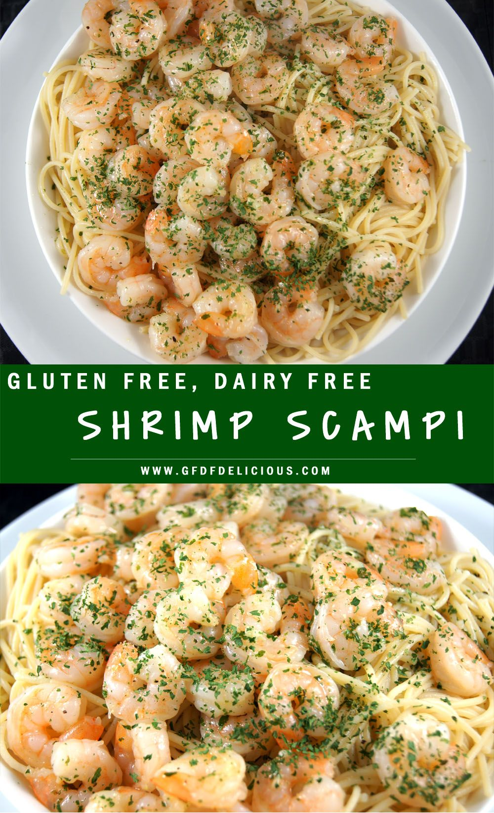 GF DF Shrimp Scampi