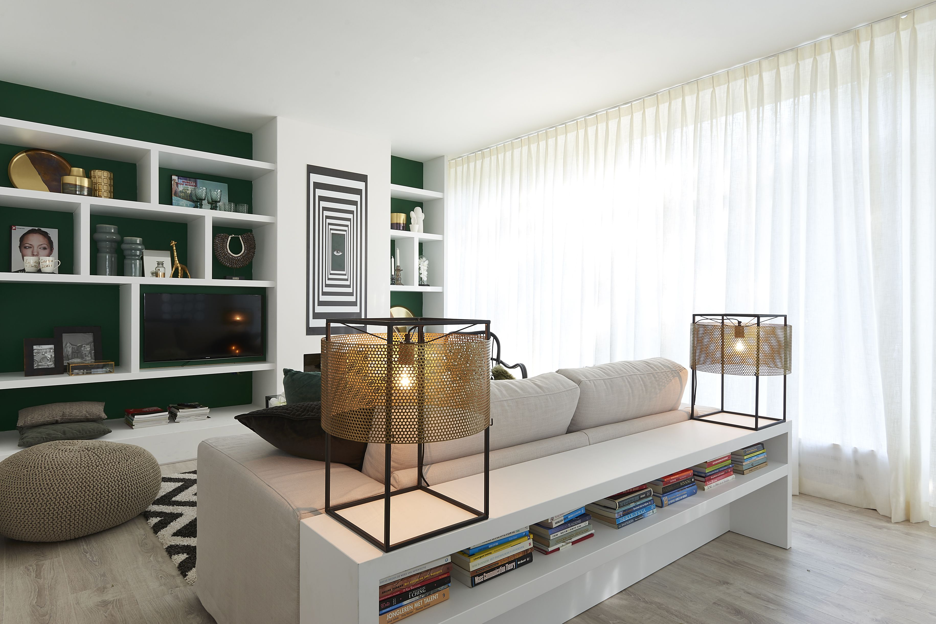 rust ruimte en licht linnen gordijnen vintage 01 rtl On woonmagazine