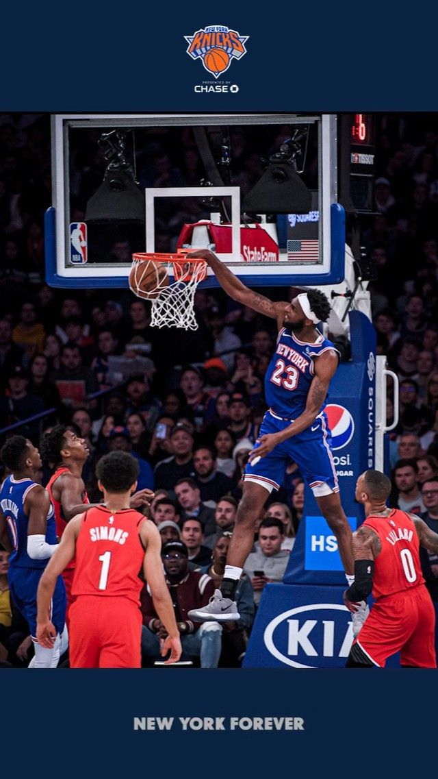 New York Knicks 23.savage23 NewYorkForever… in 2020