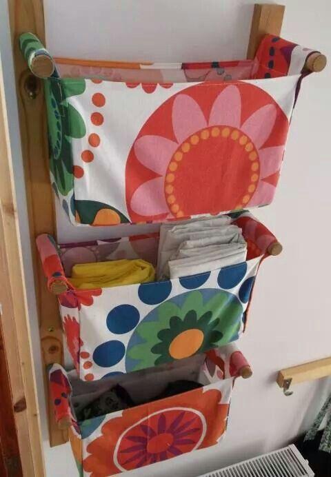 Hängeregal stoff kinderzimmer  Utensilo Hänge Regal | ♥♥♥Nähen♥♥♥ | Pinterest | Utensilo ...