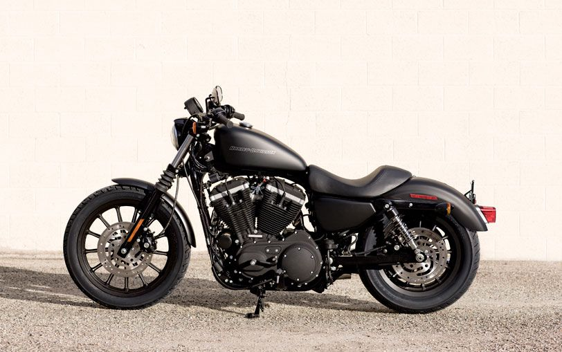 Jonobregon Iron883 Gonna Get This Later On Harley Davidson Motorcycles Harley Davidson Sportster Motorcycle Harley