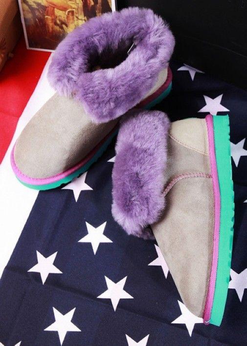 c5775cdbb2d 2013 New ugg color block boots, multi color ugg boots, purple ugg ...