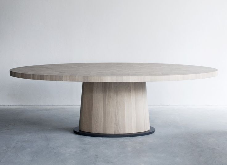 Image Result For Oval Pedestal Dining Table Base Oval Table