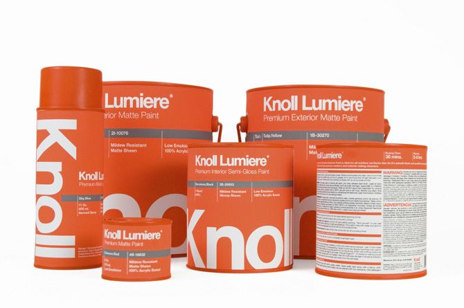 Knoll Architectural Paint