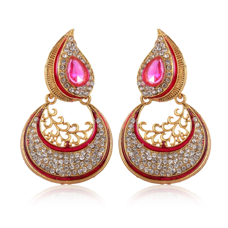 Pretty Party Wear Designer Earrings ER-1178