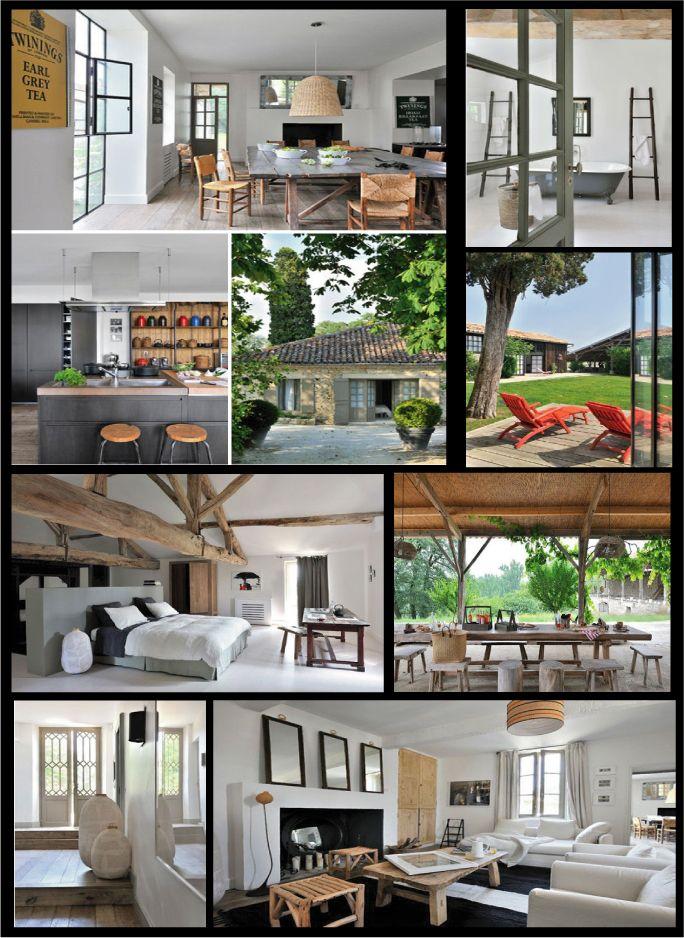 sarah lavoine maison de vacances deco home house. Black Bedroom Furniture Sets. Home Design Ideas