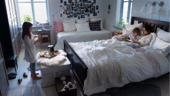 Schlafzimmer Ideen Inspirationen Ikea Kleines Schlafzimmer Schlafzimmer Design Bequemes Schlafsofa