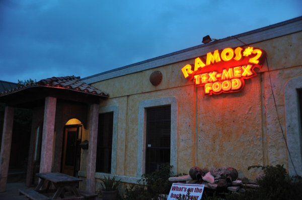 Ramos 2 Tex Mex Restaurant In Bastrop Tx
