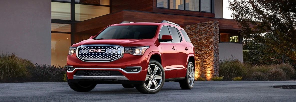 2019 Gmc Acadia Denali Concept Prices And Release Acadia Denali Gmc