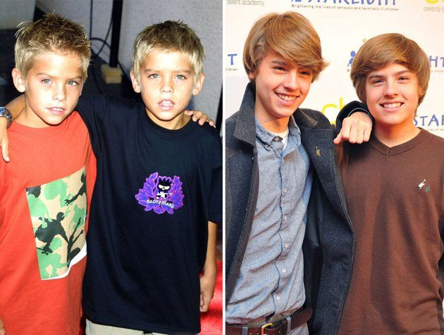 Cole and Dylan Sprouse! Always my favorite twins <3 They're going ...
